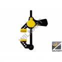 Serre-joint automatique avec pince nylon capacité 600 mm