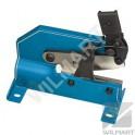 Cisaille à levier pour fer plat lame 200 mm