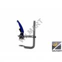Serre-joint forgé à serrage rapide 200 mm et levier droit
