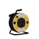 Enrouleur de câble H07RN-F  40m-3g2,5mm2 IP44 ECO